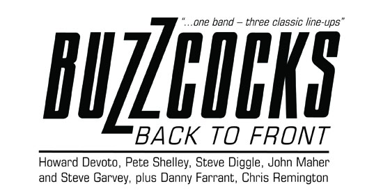 Promo poster for two one-off concerts that took place in May 2012