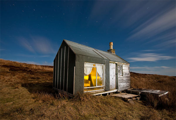 'Cuishader Yellow', Ness, Isle of Lewis.