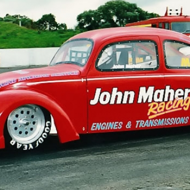 JMR 1954 race car