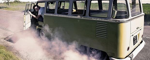 Burnout Bus